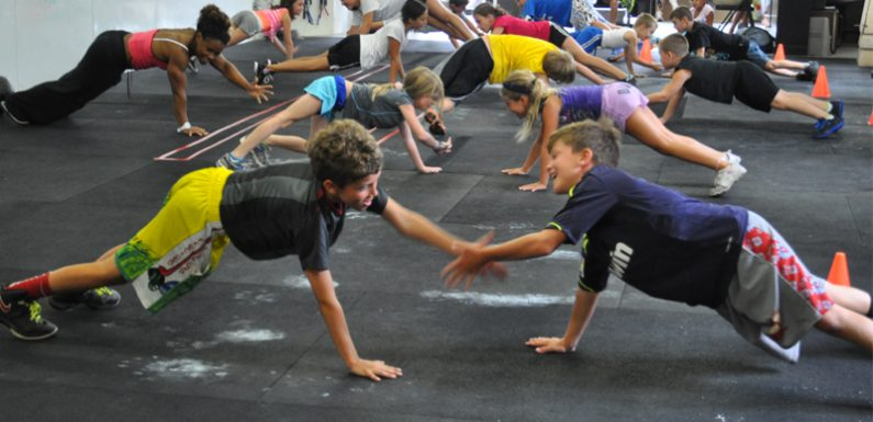 5 Fitness Programs That Your Kids Can Try